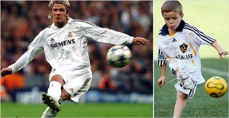 David Beckham - 19